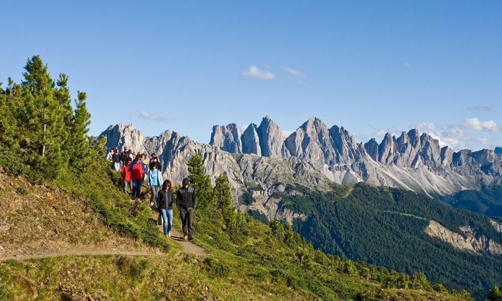 Hill walking – South Tyrol's favourite pastime!